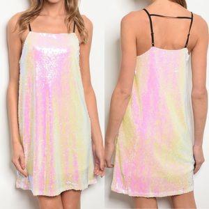 Pearl Sequins dress